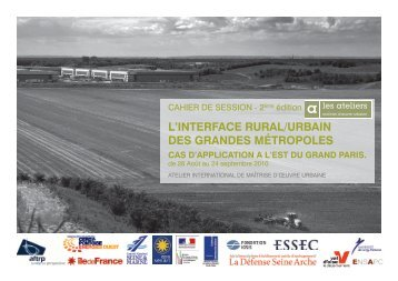 Cahier de session pdf 57.2 Mo - Les Ateliers