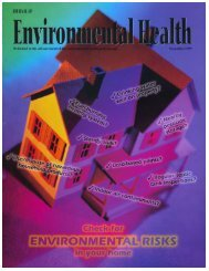 Page 1 Page 2 Environmental Health 'ÍSÍTLIL'LÚI 1.5415115' Sri ...