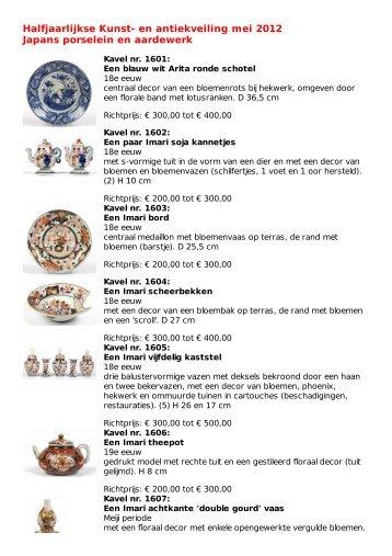 Download Japans porselein en aardewerk catalogus (PDF)