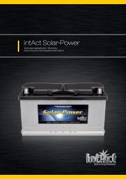 intAct Solar-Power