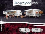 2007 Rockwood Roo Brochure - Rvguidebook.com
