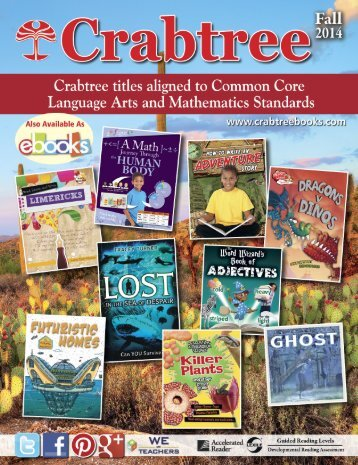 View US Common Core Catalog - Crabtree Publishing