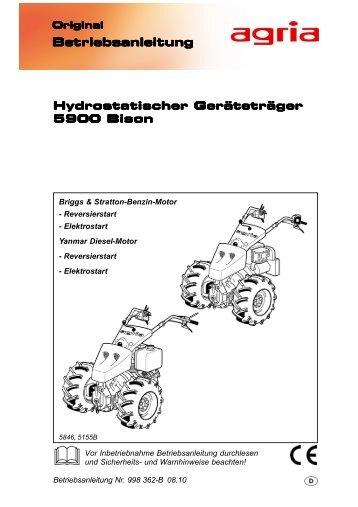Handbuch - Rasenmäher Kleinemeier