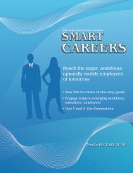 CAREERS CAREERS - Pegasus Publications Inc.