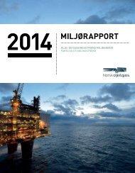 Miljørapport 2014
