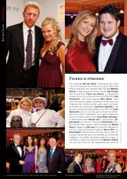 Ball des Sports 2009 - TOP Magazin Frankfurt