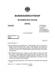 I ZR 219/05 - Urheberrecht