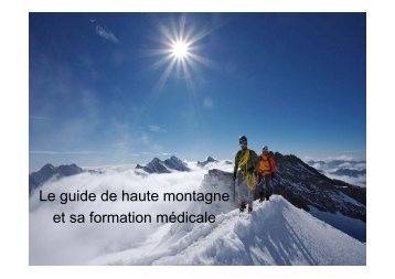 Le guide - Club des Cardiologues du Sport