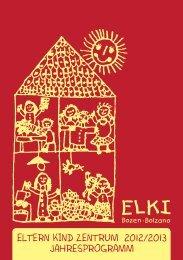 Programm 2012/2013 - Elki