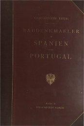 baudenkmaeler in spanien und portugal - Georg-Simon-Ohm ...