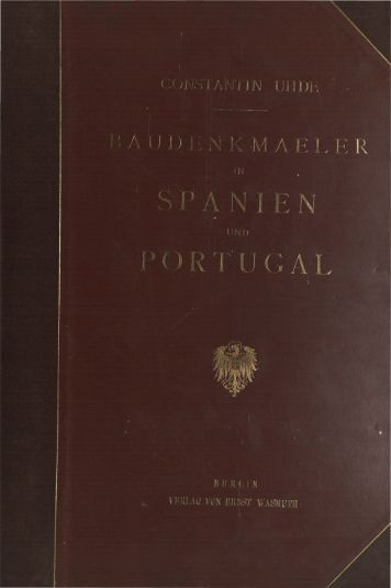 baudenkmaeler in spanien und portugal - Georg-Simon-Ohm ...