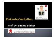 Prof. Dr. Birgitta Sticher