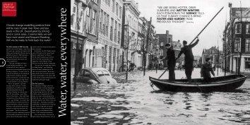 Water, water, everywhere - Atkins