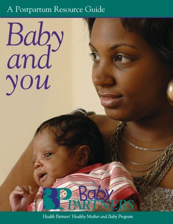Baby and You - Health Partners