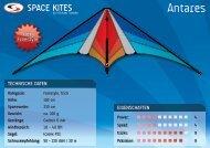 Antares - Space Kites