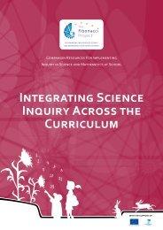 Integrating Science Inquiry Across the Curriculum - Fibonacci-Project