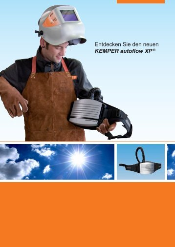 Entdecken Sie den neuen KEMPER autoflow XP®