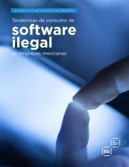Software ilegal en las empresas 2014