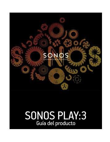 El SONOS PLAY:3 - Almando