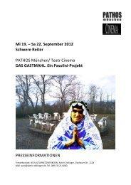 GASTMAHL Pressemappe - Katrin Dollinger