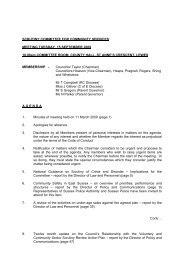 Agenda - East Sussex County Council