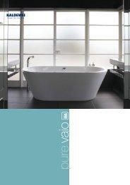 Reece Product Brochure | Kaldewei | Pure Vaio | Baths