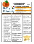 General Information - DeVry - Kansas City - DeVry University - Page 4