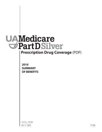Medicare Part D Coverage Determination Request Form (PDF)
