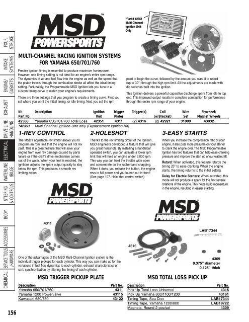 MSD 3712 Iridium Spark Plug