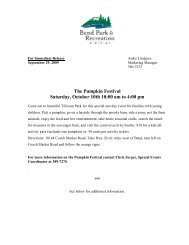 The Pumpkin Festival Saturday, October 10th 10:00 am to 4:00 pm