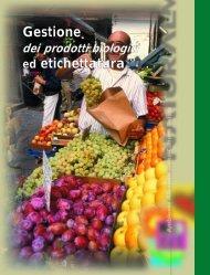 8. Gestione dei prodotti biologici ed etichettatura - Nuovo CESCOT ...