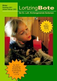 Brot - Ev. Kindergarten Dankersen