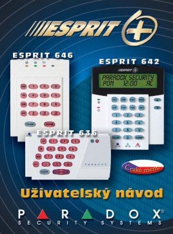 Esprit 636, 642, 646 - VIZAB Security