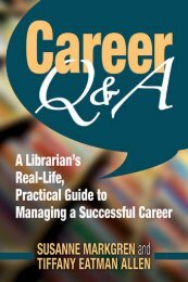 Table of Contents, Sample Chapter, and About the Authors - Books
