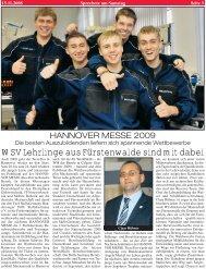 Artikel aus dem Spreeboten - WSA Berlin