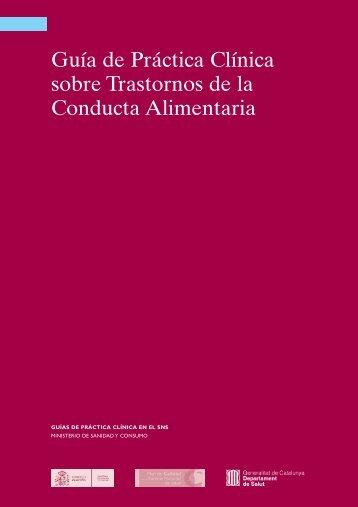 Guía de practica clínica TCA - Asociación Nacional de Enfermería ...