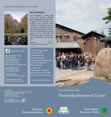 Nationalparkzentrum Lusen - Veranstaltungen in Bayern