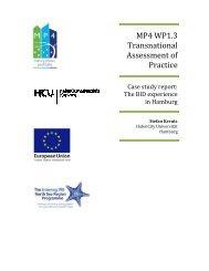 Case Study: The BID Experience - Interreg IVB North Sea Region ...