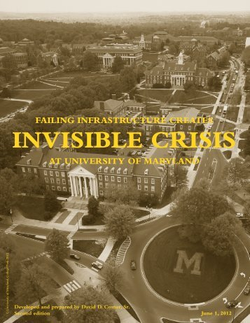 Invisible Crisis.pdf - Facilities Management - University of Maryland