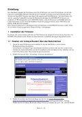 Handbuch für WLAN HotspotRouter Inhaltsverzeichnis - Hotsplots - Page 2