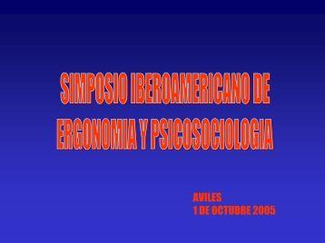 patologias psicosociales - Acoso moral