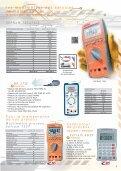 Des pinces multimètres pour courant AC/DC - Sefram - Page 5