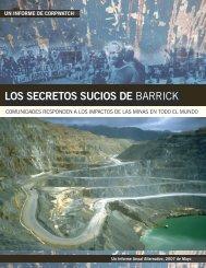 LOS SECRETOS SUCIOS DE - Lavaca