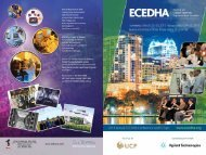 Download the 2013 ECEDHA Annual Conference Program Guide