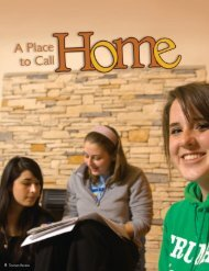 A Place to Call Home - Alumni - Truman State University