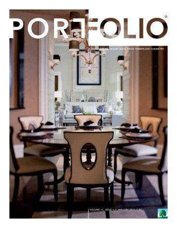 Portfolio Magazine - Builder Concept Home 2012