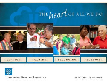 caring - Lutheran Senior Services