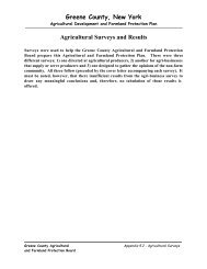 printable PDF version of agricultural surveys with results included