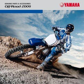 Off-Road 2009 - Yamaha Motor Europe