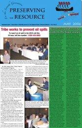 Tribal Fishing Vol9 No3.pdf - Chippewa Ottawa Resource Authority